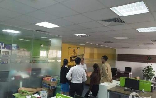 Chính chủ chi thuê văn phòng phố Xã Đàn 80-100m2 view kính mặt phố cực thoáng