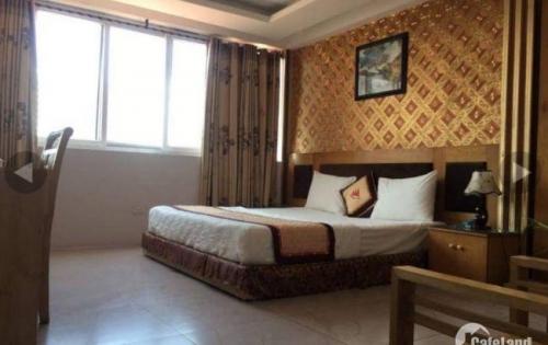 Cho thuê MP Trần Hữu Tước,9t,60m,13pn,khách sạn.