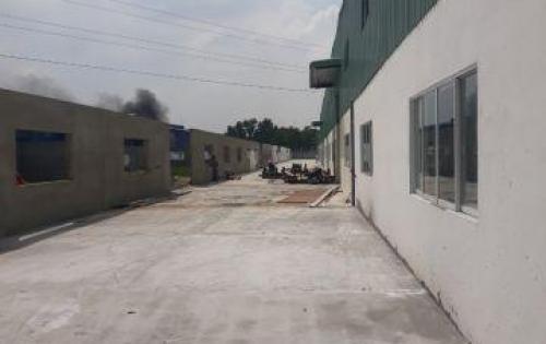 Cần cho thuê nhiều kho, nhà xưởng mới xây (1.200m2 - 1.600m2 - 2.800m2 ) khu vực tỉnh Long An.