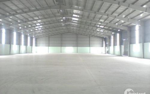 Cho thuê kho 15m x 50m, giá 30 tr/th tọa lạc khu vực Hòa Khánh Đông, Đức Hòa, Long An