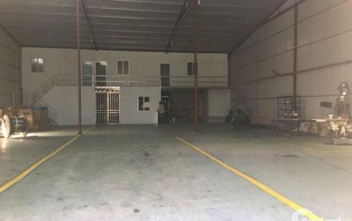 Cho thuê kho xưởng tại Trâu Qùy - Gia Lâm, Hà Nội. DT 115 m2