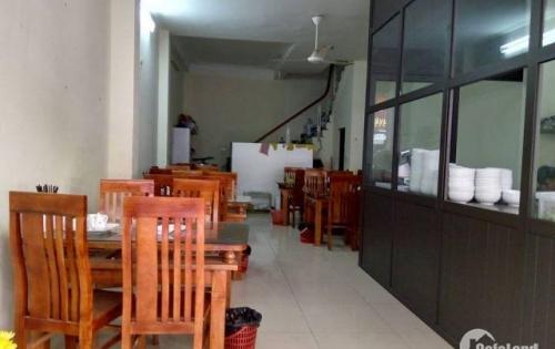 Sang nhượng cửa hàng PHỞ DT 55 m2 MT 5,5 m Phố ẩm thực Hoàng Hoa Thám Q.Hà Đông Hà Nội