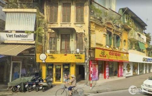 Cho thuê nhà mặt tiền 4M Võ Thị Sáu, Hai Bà Trưng giá 18 triệu
