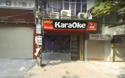 Cho thuê nhà mặt tiền 6M Thợ Nhuộm, Quận Hoàn Kiếm
