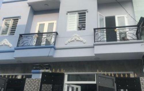 Cần cho thuê căn nhà 1 trệt 2 lầu 3 phòng ngủ hẻm 274/9 đường nguyễn văn tạo