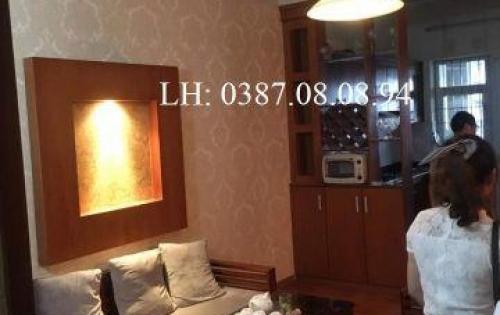 Cho thuê chung cư 3 phòng nhà, nhà cực đẹp, đầy đủ nội thất ở KĐT Việt Hưng, Long Biên