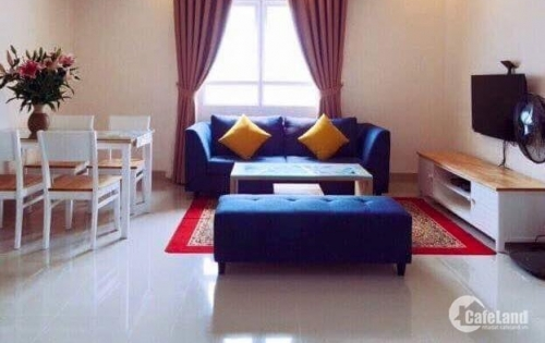 Cho thuê chung cư Thạch Bàn, full đồ 2 ngủ giá 6.5tr/th.
