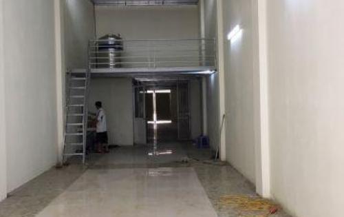 cho thuê nhà xưởng hoặc văn phòng tại tổ 14 Bồ Đề, Long Biên