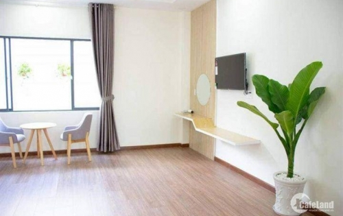 Cho thuê căn hộ mini nằm trên trục đường nhiều tiện ích