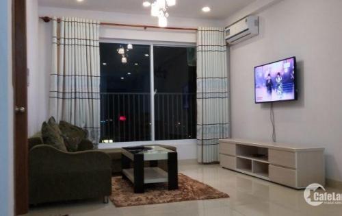 Cho thuê căn hộ CT1 VCN Phước Hải Nha Trang, 2 phòng ngủ, đầy đủ nội thất