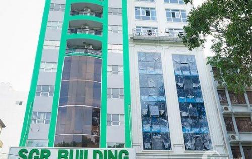 Tòa nhà SGR Building 167 - 169 Điện Biên Phủ, P. Đa Kao, Quận 1.