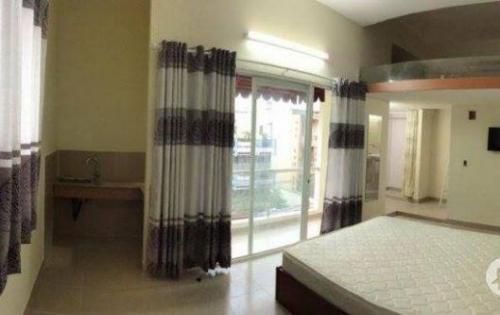 Cho thuê căn hộ Quận 10, rộng rãi 40m2 ở 2-4 người thoải mái.
