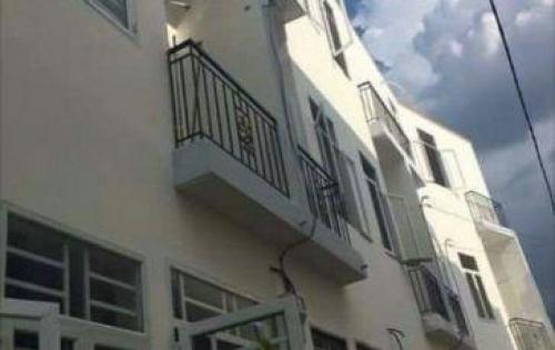 Cho thuê nhà mới 100% 1 trệt 2 lầu chỉ 4,5 tr/th Tô Ngọc Vân Q12