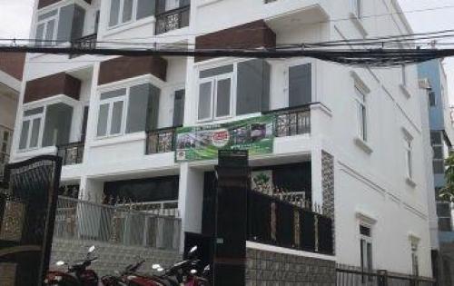 Cần bán nhà đúc Hà Huy Giáp , 1 trệt 2 lầu, sổ riêng -