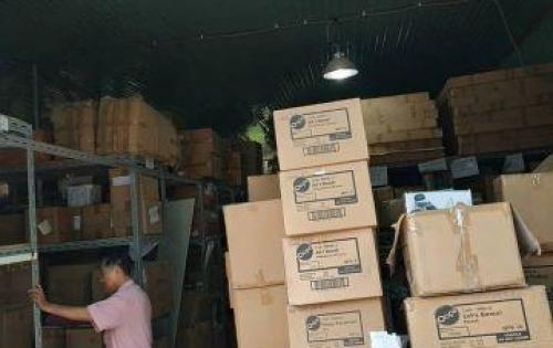 Cho thuê 1.100m2 kho xưởng giá 80 nghìn/m2 đường Thạnh Xuân 25, Quận 12.