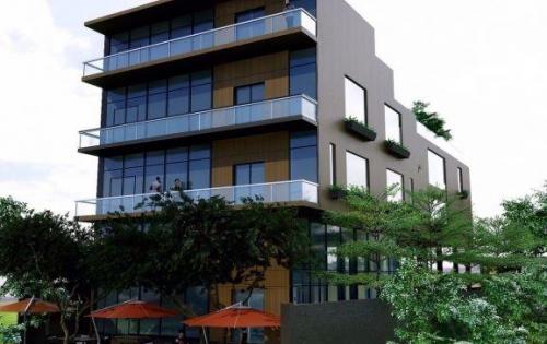 Cho thuê tòa nhà Building, Mặt tiền đường,Nguyễn văn hưởng-Quận 2 khu vip Thảo điền