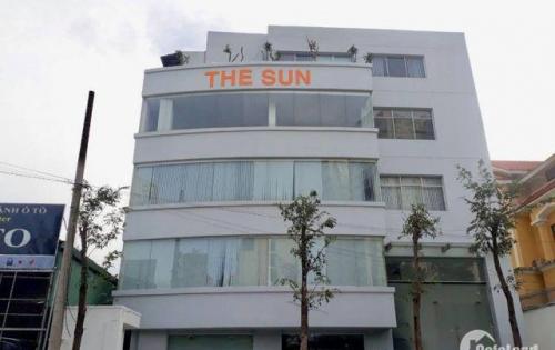 Cho thuê sàn văn phòng tại toà nhà The Sun, đường Quốc Hương