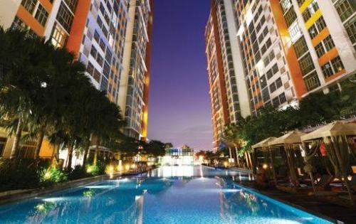 Cho thuê căn hộ cao cấp lầu 3A, tháp T5 The Vista, giá 1200usd (có TL)