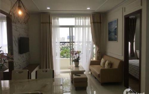 Cho thuê gấp căn hộ Grand Riverside 1PN,14tr/tháng ,nội thất nhập .Lh Trân 0909802822-0902743272