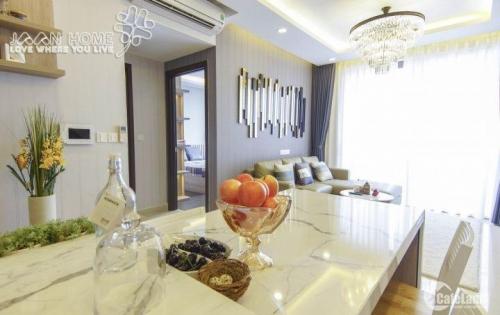 Cho thuê căn hộ cao cấp The Tresor 39 Bến Vân Đồn. Căn hộ 75 nội thất đẹp 850 $ /tháng
