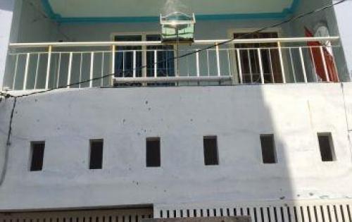 Cho thuê nhà 1 lầu hẻm 1283 Huỳnh Tấn Phát P. Phú Thuận Quận 7. Giá 7 triệu