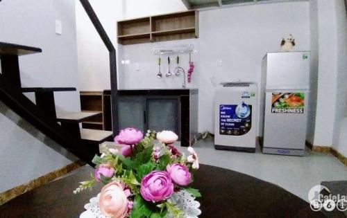 Căn Hộ Studio Có Gác Rộng Thoáng Quận 7 35m2 1PN