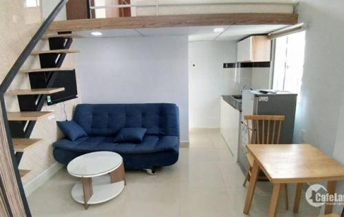 Chung cư mini cho thuê 25m2 full nội thất quận 7, HCM