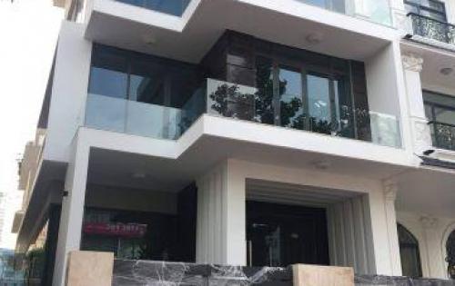Cần cho thuê nhà biệt thự khu Him Lam Kênh Tẻ. diện tích : 7.5x20m