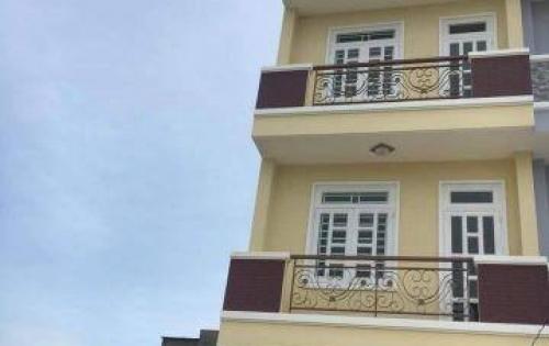 Cho Thuê Nhà mới xây 1 trệt 3 lầu đường Nguyễn Duy Trinh giá 12tr/th, LH: 0399666143