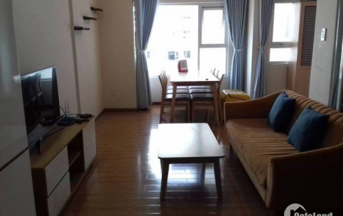 Cho thuê căn hộ Flora Anh Đào, DT 54m2, Full nội thất cao cấp, LH: 0399666143.