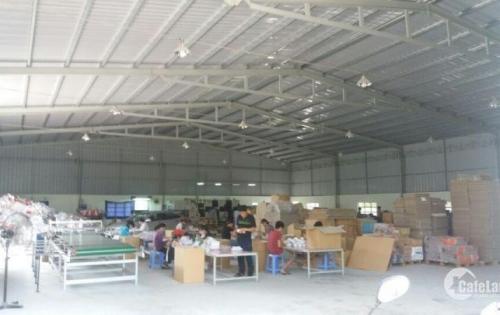 Cần cho thuê xưởng 4006 m2 cảng Cái Mép - VT