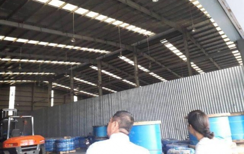 Cho thuê kho xưởng sản xuất mặt tiền Phường 1, Quận Gò Vấp. DT kho 1.500m2. Lh 0902.42.8186 Thuần