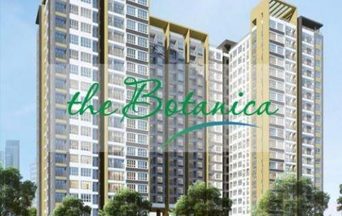 Cần cho thuê căn hộ The Botanica 2PN, 57m2, full nội thất, giá chỉ 16 triệu/ tháng LH:0909800965