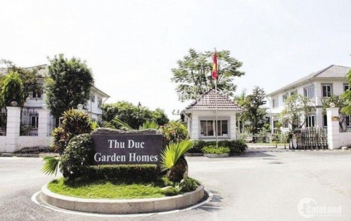 Cần cho thuê biệt thự Thủ Đức Garden Homes, nhà E5