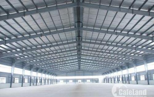 Chính chủ cho thuê nhà xưởng KCN Quế Võ 2 Bắc Ninh DT 16.020m2 giá hợp lý