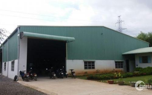 Cần cho thuê xưởng DT 4004 m2, ngay cảng Cái Mép - VTAU