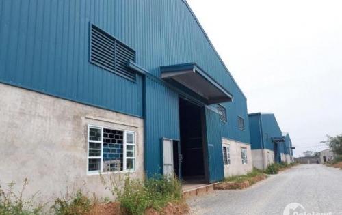 Cho thuê nhà xưởng Hà Nội, Tùy theo nhu cầu của khách hàng