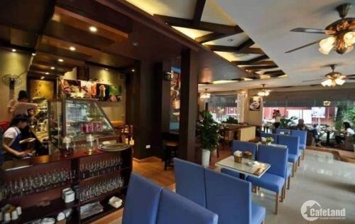 Sang nhượng lại quán café, mặt bằng kinh doanh tại Lê Văn Thiêm, Q.Thanh Xuân