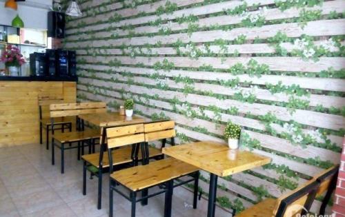 Sang nhượng quán cà phê DT 60 m2 mặt tiền 4 m Đường Nguyễn Xiển Q.Thanh Xuân Hà Nội