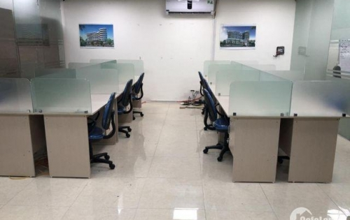 Cho thuê chỗ ngồi chia sẻ, văn phòng ảo, nhận ĐKKD tại Hà Nội