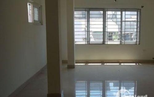 Cho thuê nhà Phố Nguyễn Trãi , dt 60m2x4,5T , giá 45tr