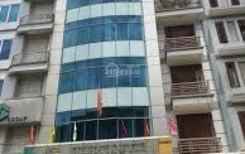 Cho thuê nhà tòa văn phòng Phường Mỹ đình 1 dt 120, 8 tầng , có thang máy giá 135tr/ tháng