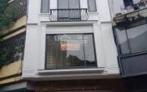 Cho thuê nhà riêng mặt ngõ ô tô Phố Đỗ Đức Dục 80m2. 5 tầng giá 28,5tr/ tháng LH 0984250719