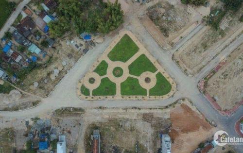 Ban 2 lô mặt tiền nằm ngay trung tâm An Nhơn