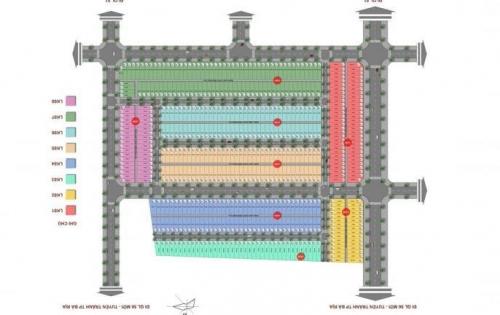 Dự án đất nền giá rẻ nhất tại phường kim dinh tp bà rịa được phép xây dựng tự do duy nhất