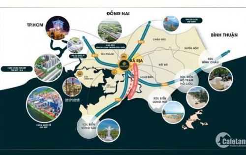 Suất cuối giai đoạn 1 dự án Golden Gate 56 Kim Dinh Bà Rịa