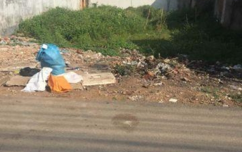Bán lô đất cách mặt tiền đường TRẦN QUANG DIỆU BR. SHR, LH: 0902869609