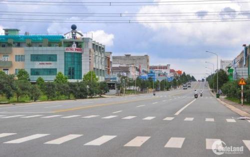 Mua đất khu K,  trung tâm Mỹ Phước, Bến Cát - tặng vàng