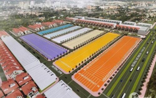 Mua đất tặng 15 chỉ vàng hái lộc đầu xuân BĐS công nghiệp ngay trung tâm Mỹ Phước 3 đã có sổ hồng