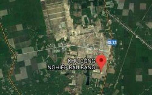 610tr/100m2 đất mặt tiền sát Trung Tâm Hành Chính bàu Bàng
